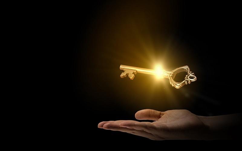 کلید ورود به خوشبختی