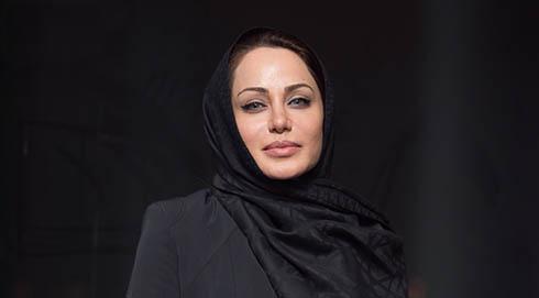 آنجلینا جولی ایرانی هم بازیگر شد! + عکس