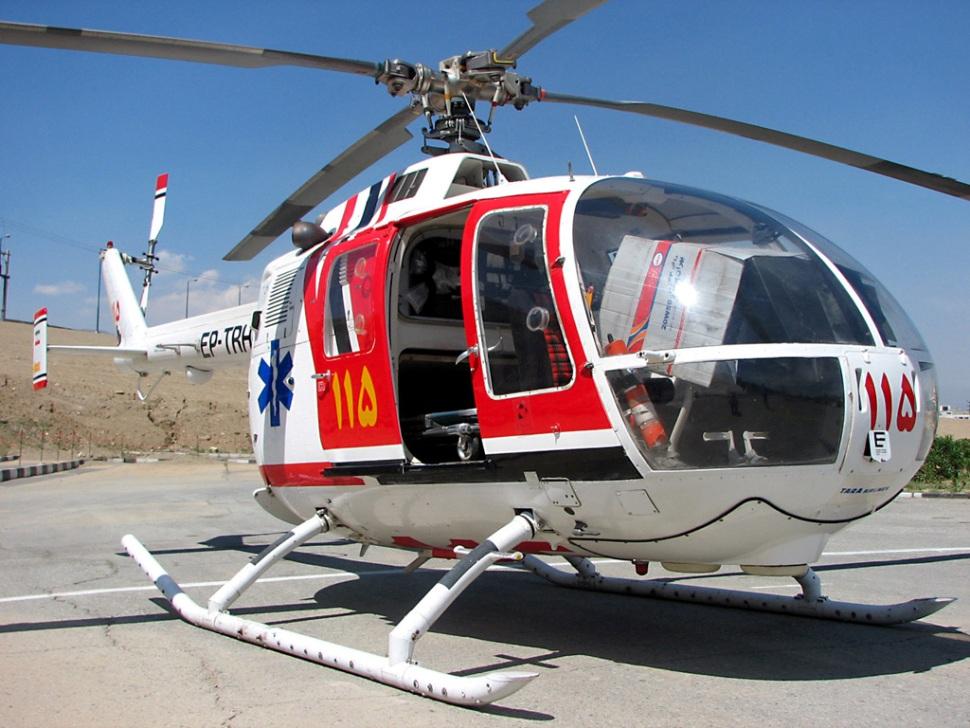 پرواز بالگردهای اورژانس برای پیدا کردن لاشه هواپیمای آسمان