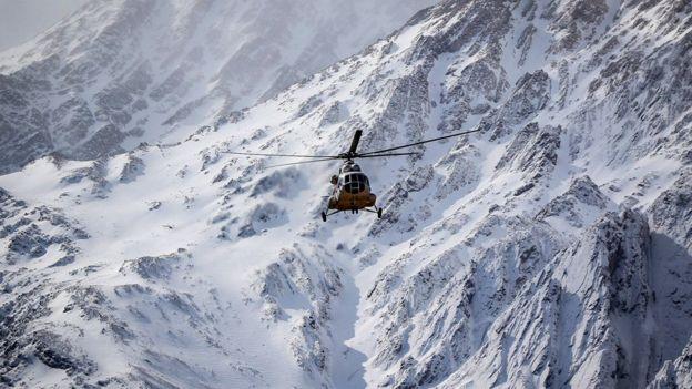 اجساد مسافرین هواپیمای سقوط کرده پیدا شد + عکس