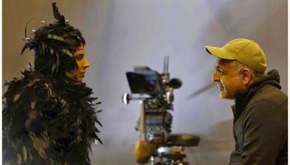 تیپ عجیب لیلا حاتمی در یک فیلم! + عکس