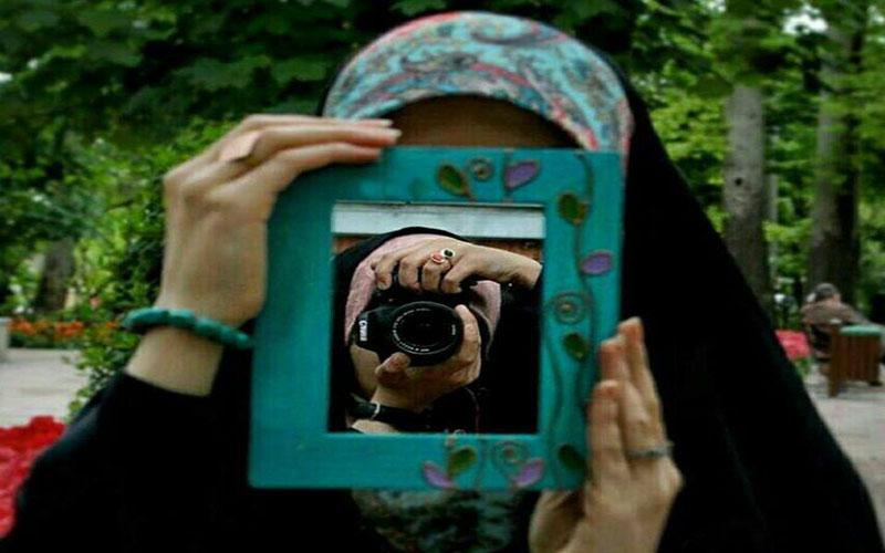 یه خانوم روبروی آینه/ مناظره نفس اماره و نفس مطمئنه