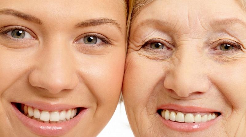 چگونه پوستمان را جوان تر از سن مان نگه داریم