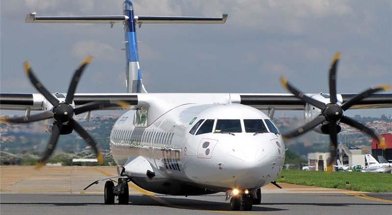حادثه برای هواپیمای ATR در فرودگاه کیش + عکس