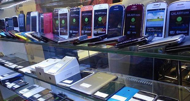 هر دقیقه چند گوشی موبایل در ایران فروخته می شود؟ | اینفوگرافیک