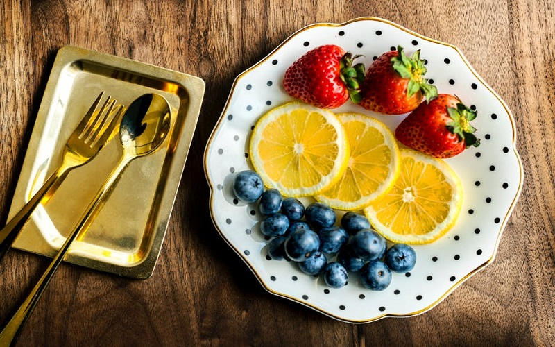 میوه های سرشار از پروتئین
