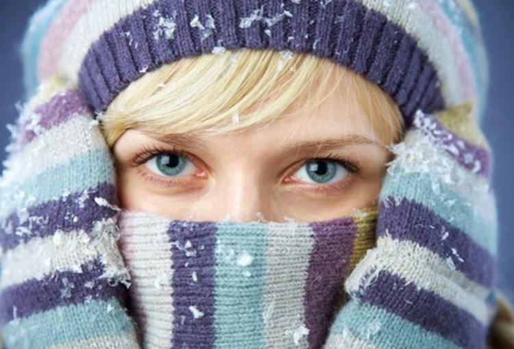 شیوههای درمان سرمازدگی بدن در آب و هوای سرد+ تصاویر