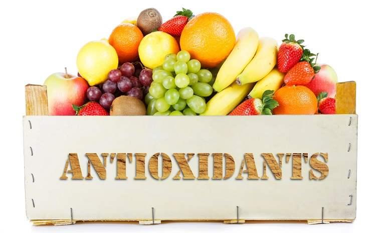 فواید بی نظیر آنتی اکسیدان ها برای سلامت