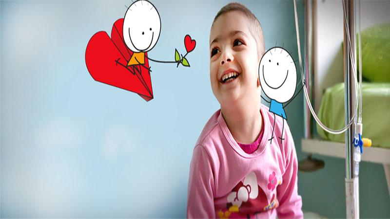 با کودکان مبتلا به سرطانمان چگونه رفتار کنیم ؟