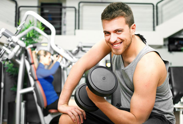 ورزشی موثر برای لاغر کردن بازوها