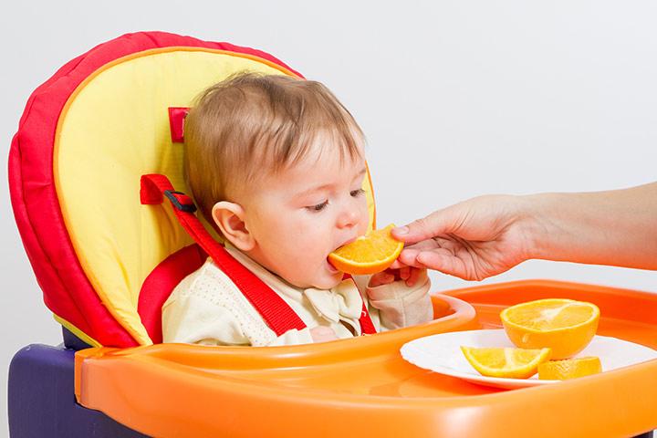 فواید شگفتانگیز پرتقال برای کودکان