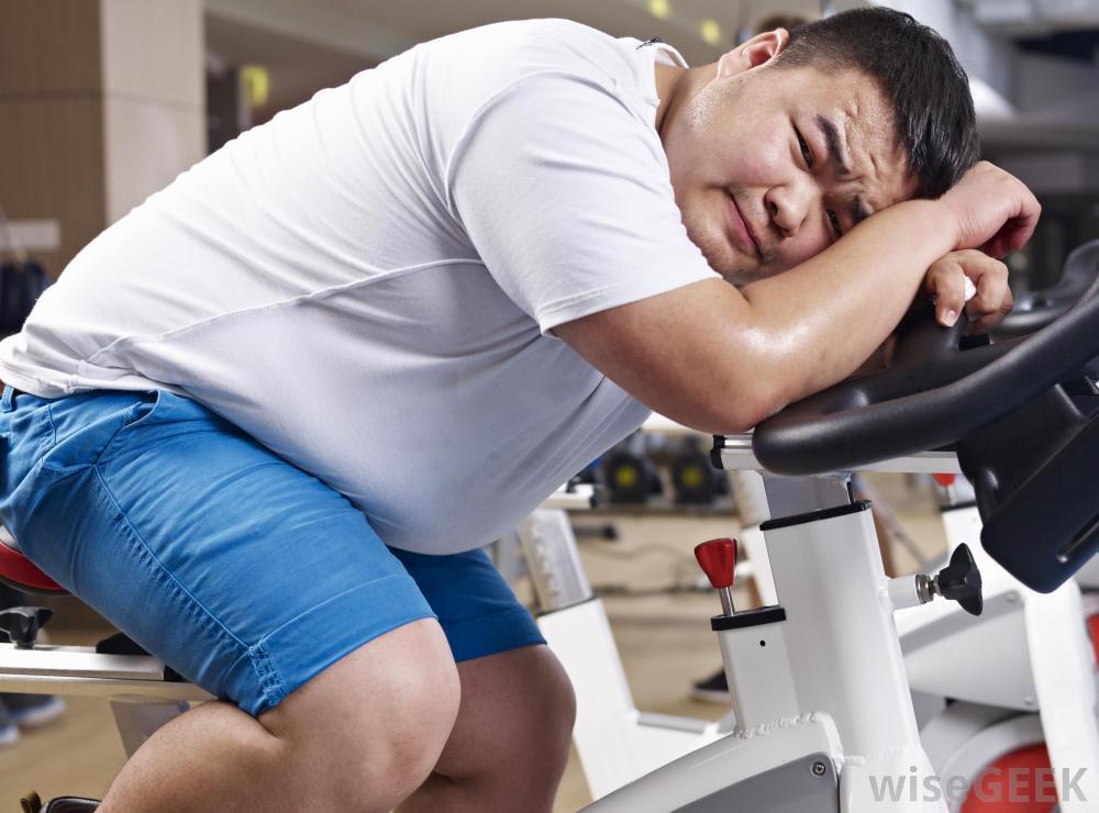 چرا ورزش برای افراد چاق دشوار است؟