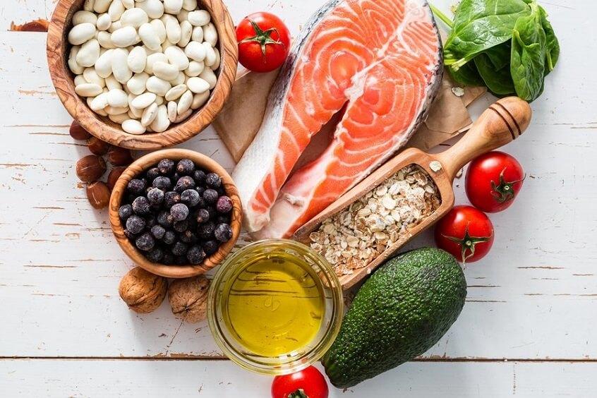 رژیم های غذایی که سلامت قلب را تضمین می کنند