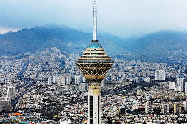 تهرانیها امروز هوای سالم تنفس میکنند+ نمودار