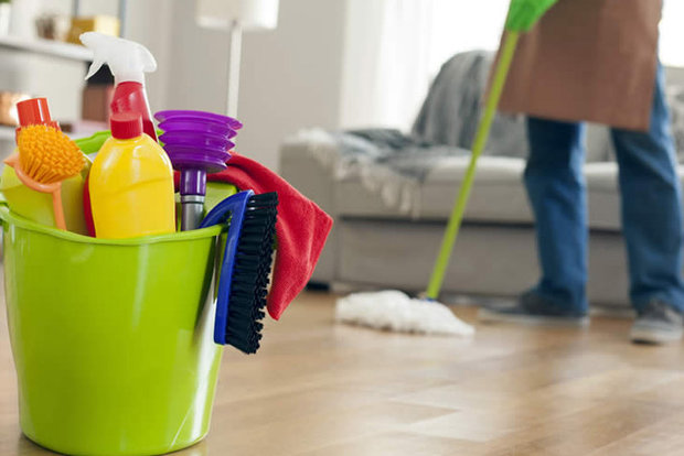 مراقب آسیب های خانه تکانی باشید/خطرات شوینده ها را جدی بگیرید
