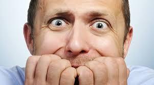 آیا میدانید انسانها از چه چیز هایی بیشتر می ترسند؟ | اینفوگرافیک