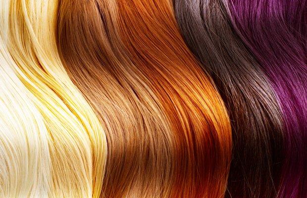 عوارض وحشتناک شامپوهای رنگ مو