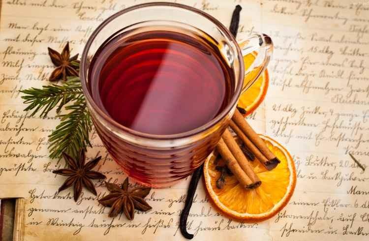 خواص اعجابانگیز چای دارچین