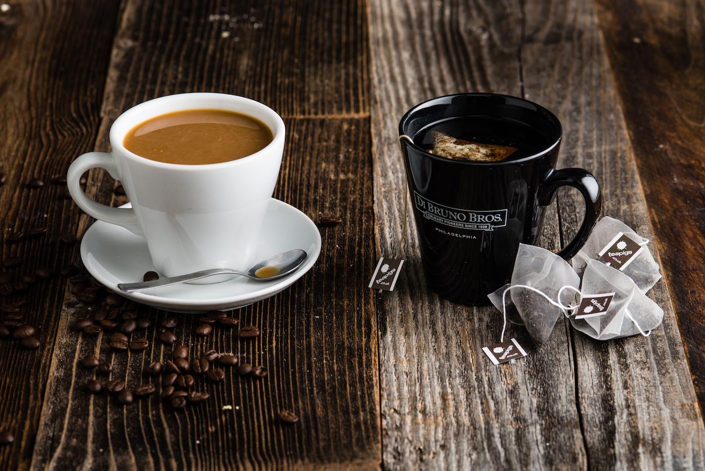 ۵ مزیت تغییر عادت نوشیدن قهوه به نوشیدن چای