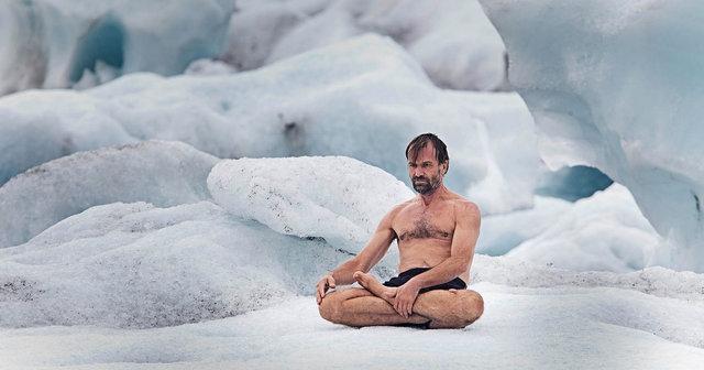 بررسی مقاومت فوقالعاده «مرد یخی» در برابر سرما