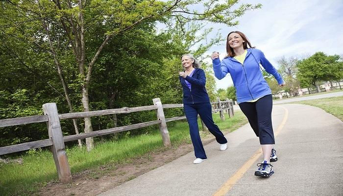 ۷ فایده پیادهروی صبحگاهی