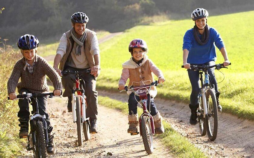 ورزش روابط والدین و فرزندان را محکمتر میکند