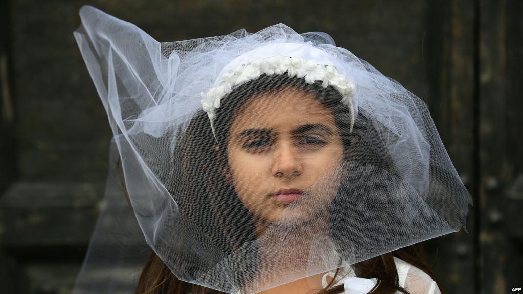 کاهش آمار ازدواج کودکان در جهان