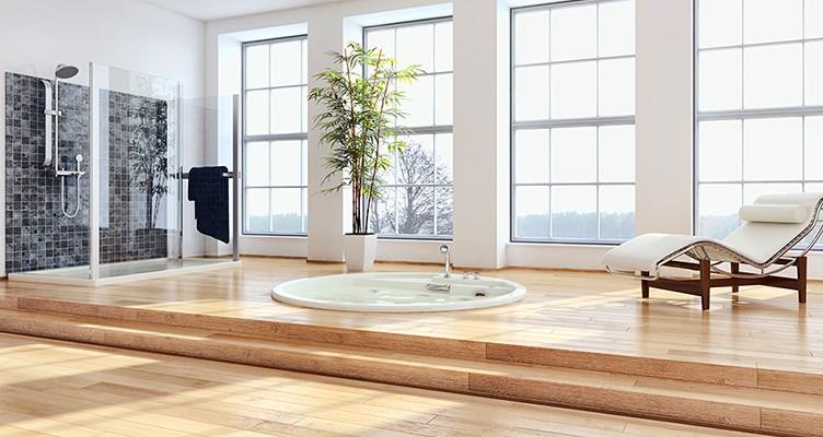 با این ۷ قدم حمام خود را برق بیندازید
