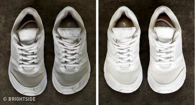 11 روش برای تازه و نو نگه داشتن کفش ها
