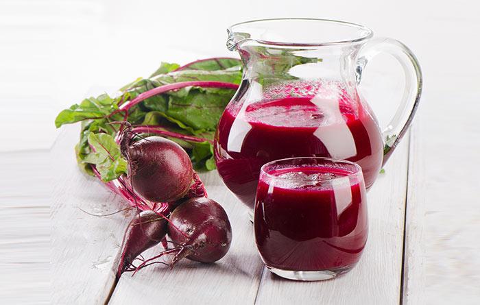 یبوست را با آب سبزیجات ریشهکن کنید