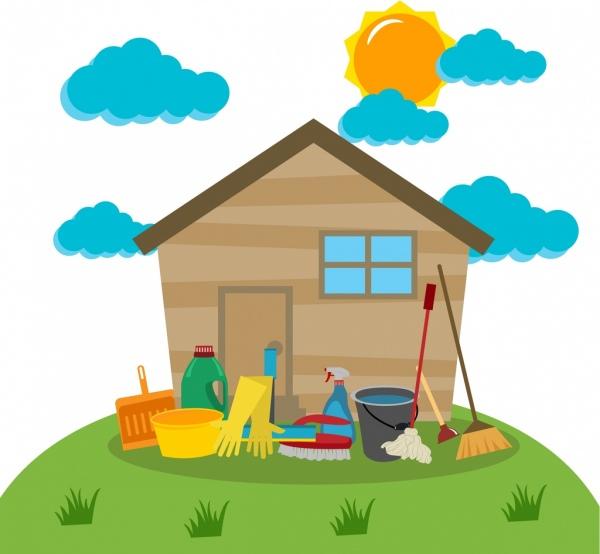 اینفوگرافیک / نکات بهداشتی در تمیز کردن خانه