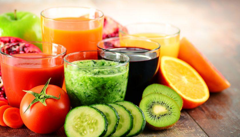معجزه «آب سبزیجات» در داشتن اندامی متناسب و زیبا