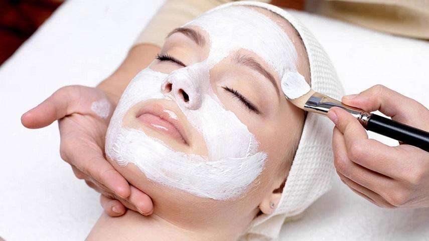 ۴ ماسک خانگی جوششیرین برای داشتن پوستی زیبا تا عید