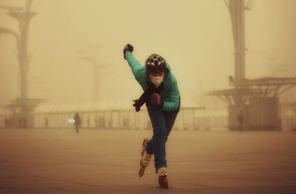 باوجود آلودگی هوا چگونه ورزش کنیم؟