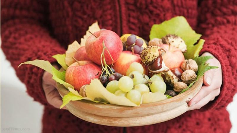 تغذیه سالم در تعطیلات