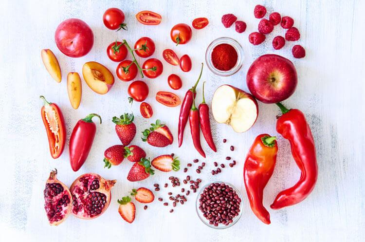 خواص سالم 8 سبزی قرمز رنگ را بشناسید
