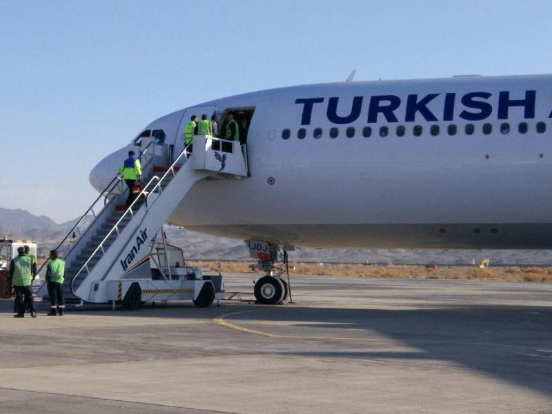 لاشه هواپیمای ترکیهای و اجساد پیدا شدند