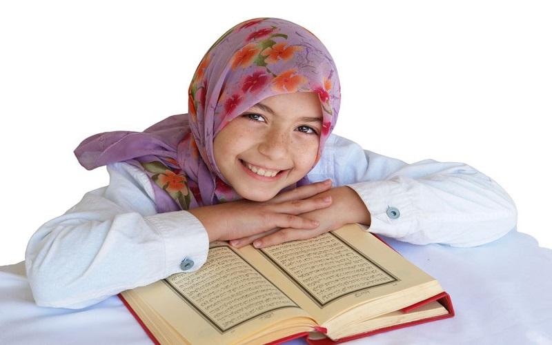 پیشنهاد عملی برای باحجاب شدن کودکان