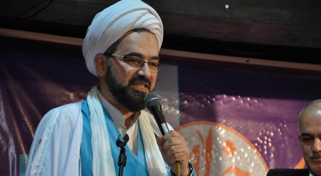درخواست برگزاری کنسرت توسط امام جمعه بخش اسالم! + عکس