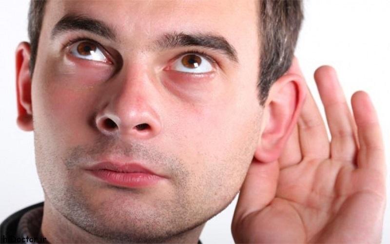 صدای ترقه وکم شنوایی دائمی
