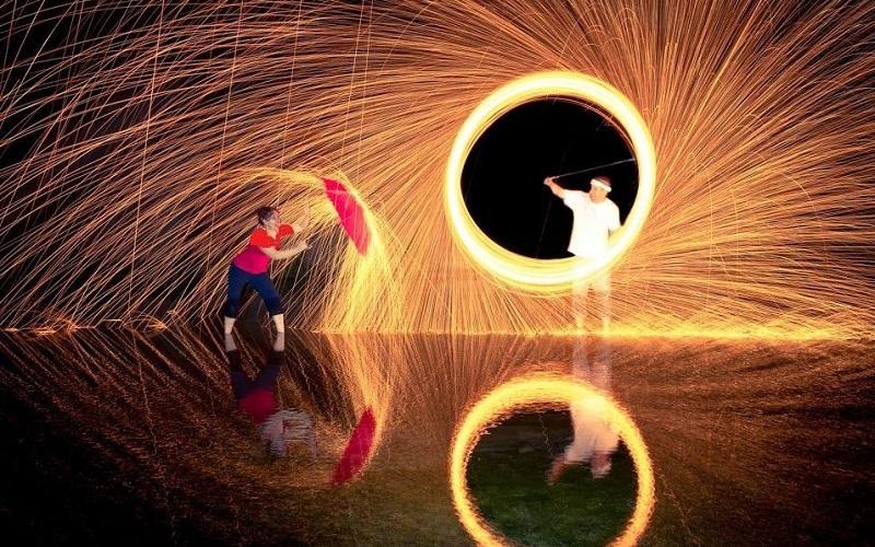 بازی با آتش دوزخ