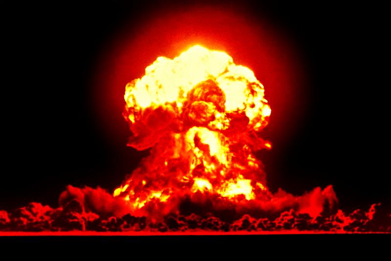 سوختگی مرد جوان در انفجار کارگاه