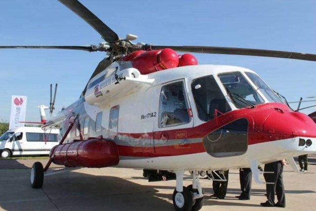 با تکمیل پایگاه امداد هوایی ایلام، هلال احمر بالگرد مورد نیاز را تامین می کند
