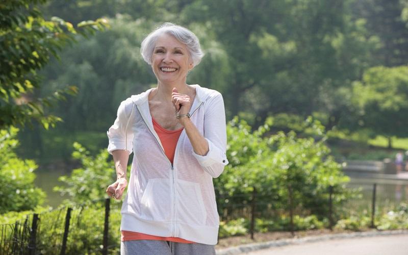 فواید ورزش برای زنان مسن
