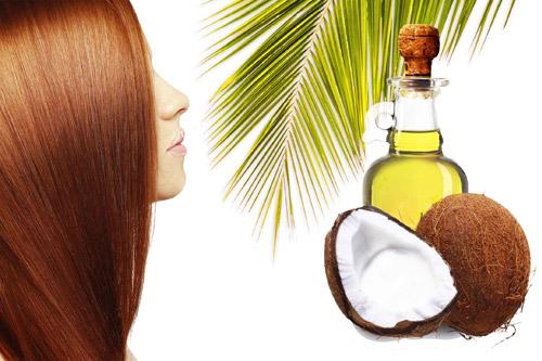 اندر فواید روغن نارگیل برای سلامت موها