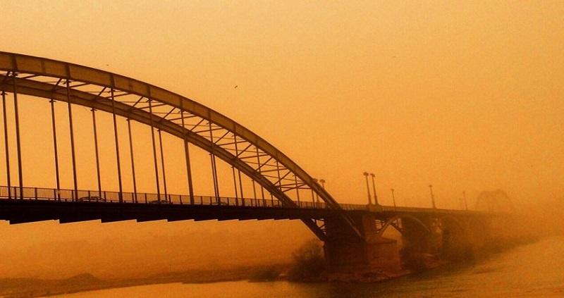 10 استان در معرض ریزگردهای تالاب گاوخونی