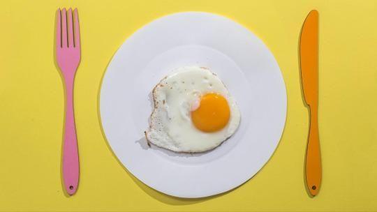 5 صبحانه تخم مرغی سالم