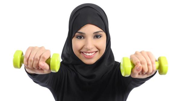 ورزش در خانه برای خانم ها