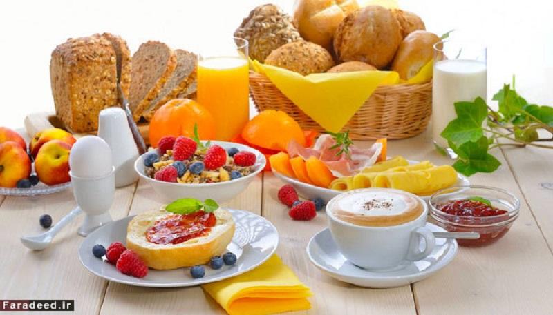 بایدها و نبایدهای وعده صبحانه
