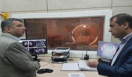 افتتاح پروژه های بهداشتی و درمانی دانشگاه علوم پزشکی کاشان